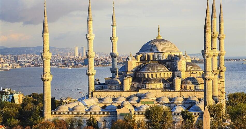 Foto - To nejlepší z Istanbulu + NÁKUPY A LÁZNĚ (letecky z Prahy)