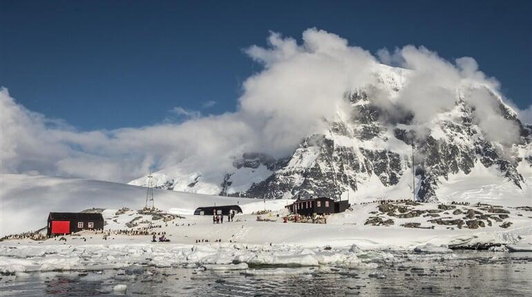 Foto - Antarktida