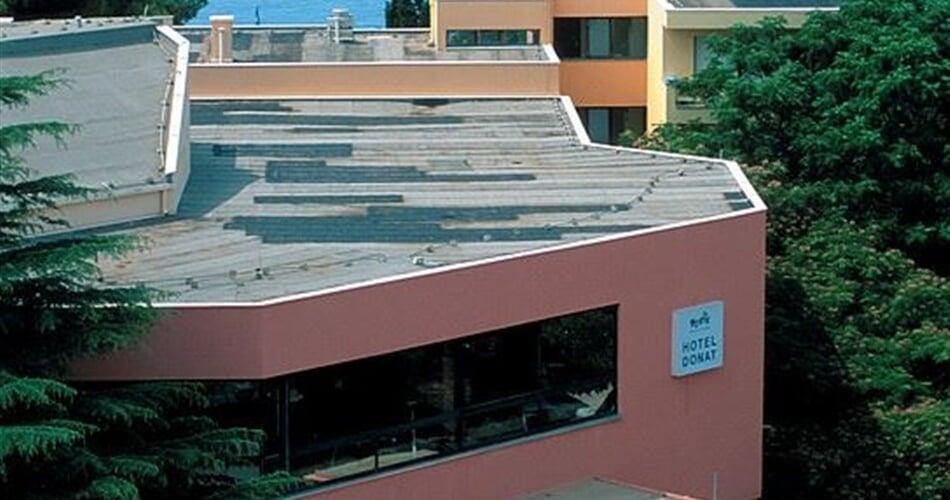 Foto - Zadar - Donat hotel ***  all inclusive ***