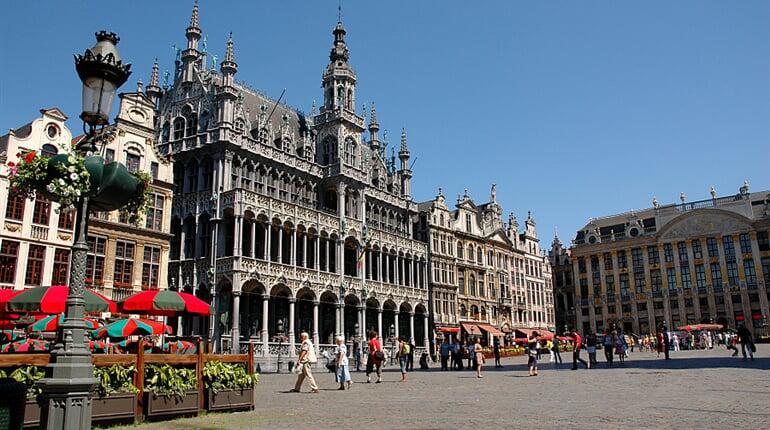 Foto - To nejlepší z Bruselu, Brugg, Gentu a Antverp (letecky z Prahy)