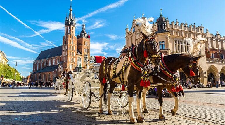 Foto - To nejlepší z Krakowa + WROCLAW (autobusem z Brna)