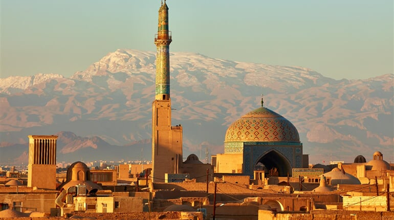 Foto - Velký okruh po Íránu
