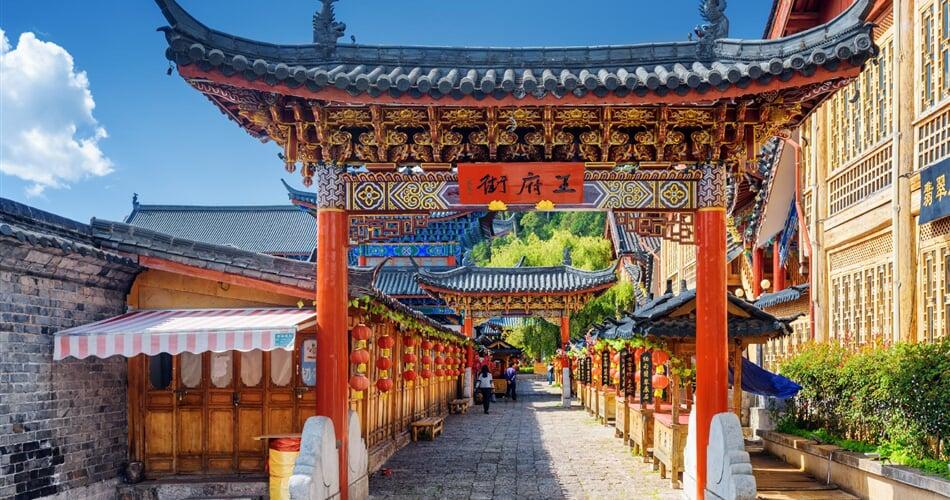 Foto - Velký okruh Čínou