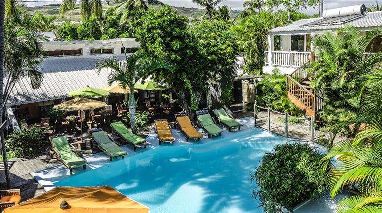 Foto - Réunion - Mayotte, Le Jardin Maoré ***, Mayotte  A´Gouja, Hotel Le Swalibo ***, Saline Les Bains