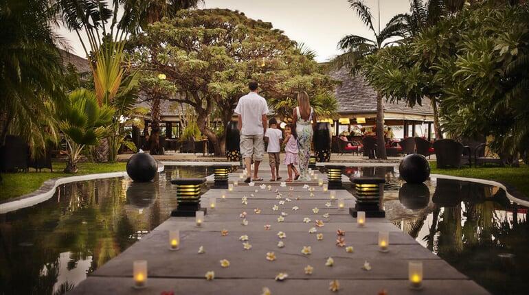 Foto - Réunion - Mauritius (pobyt), Palm hotel & spa*****, Grand Anse, La Pirogue ****+, Mauritius-západní pobřeží