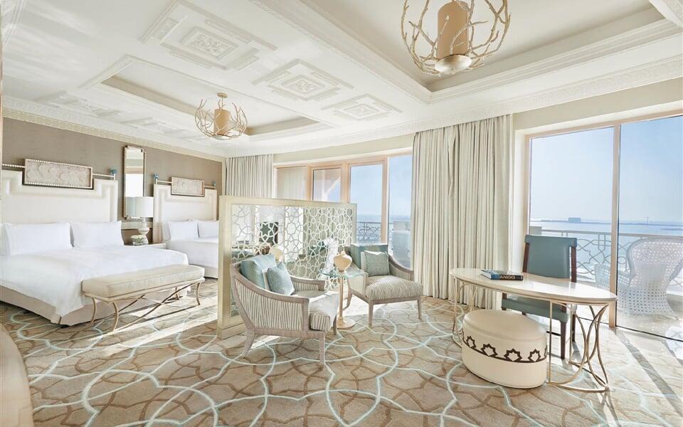Foto - Sharjah a ostatní emiráty, Waldorf Astoria *****, Ras Al Khaimah