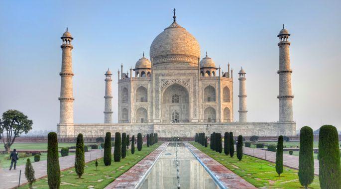 Indie-Taj Mahal