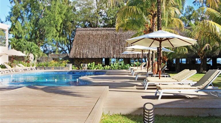 Foto - Mauritius, Hotel Villas Mon Plaisir **+, Mauritius- severozápadní pobřeží