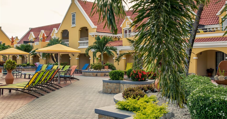 Foto - Aruba, Amsterdam Manor Beach Resort ***, Aruba