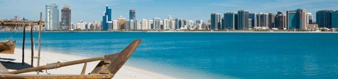 Abu Dhabi malý