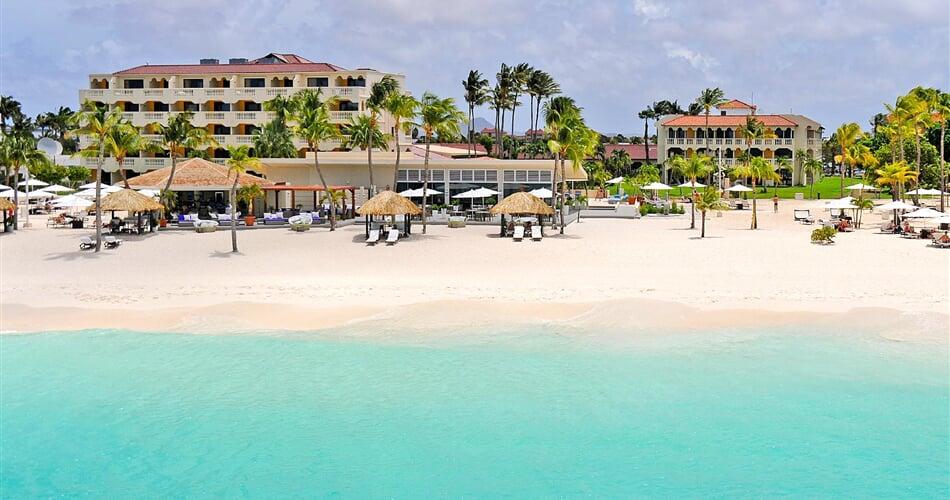 Foto - Aruba, Bucuti Beach Resort ****, Aruba