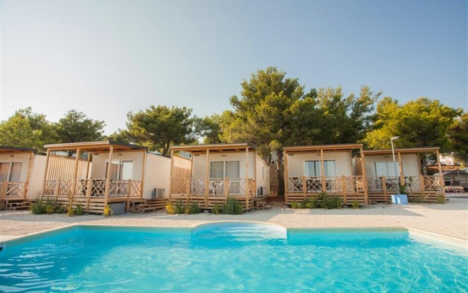 Foto - Seget Vranjica (Trogir) - Belvedere kemp mobil home ****