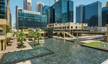 Dubaj - DoubleTree by Hilton Dubai – Business Bay ****