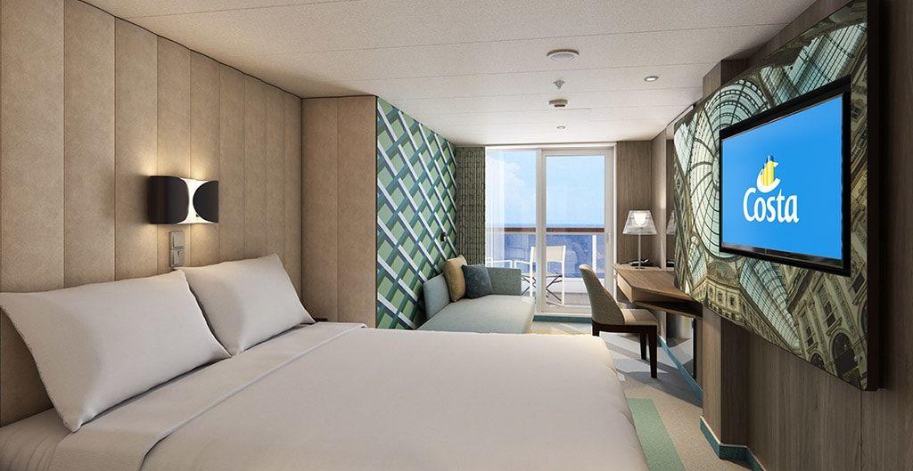 Costa Smeralda suite