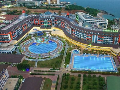 Alanya - Lonicera Resort & Spa *****