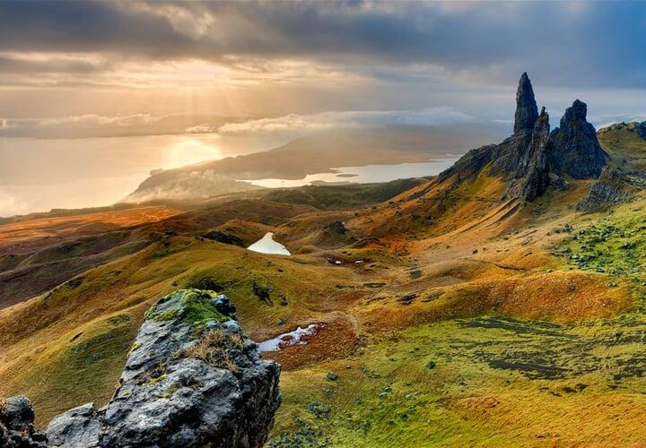 Tajemství Skotské vysočiny