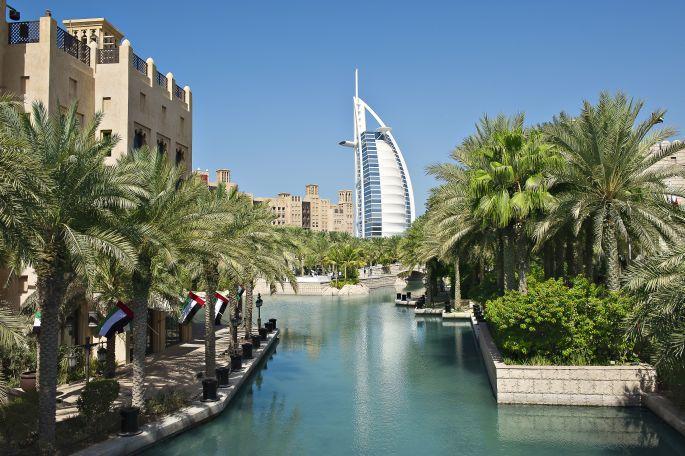 Emiráty-Dubaj