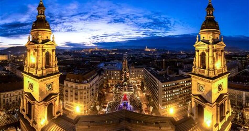 Budapest Saint Stephan Basilica