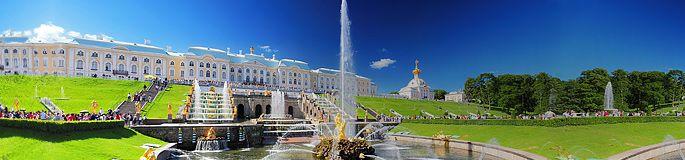 Plavby Petrohrad