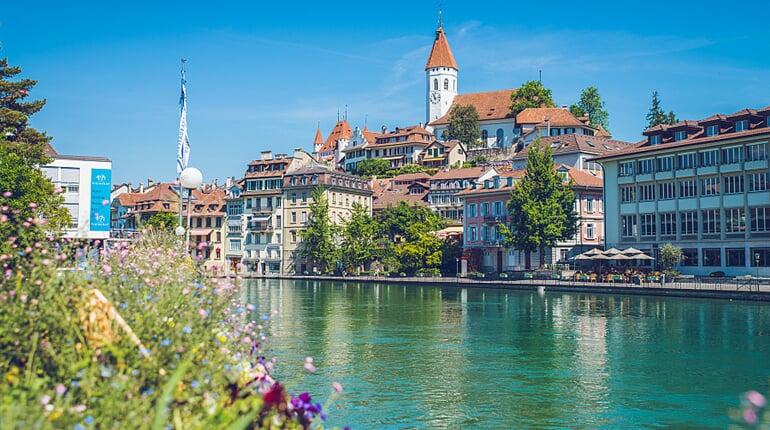 Foto - To nejlepší ze Švýcarska (autobusem z Ostravy)