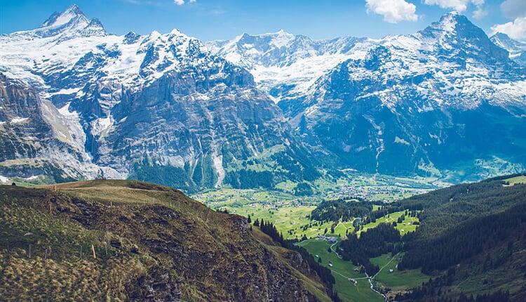 Foto - To nejlepší ze Švýcarska + MATTERHORN (autobusem)