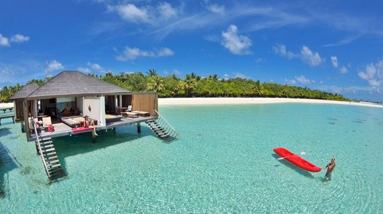 Foto - Severní Malé Atoll - Paradise Island Resort