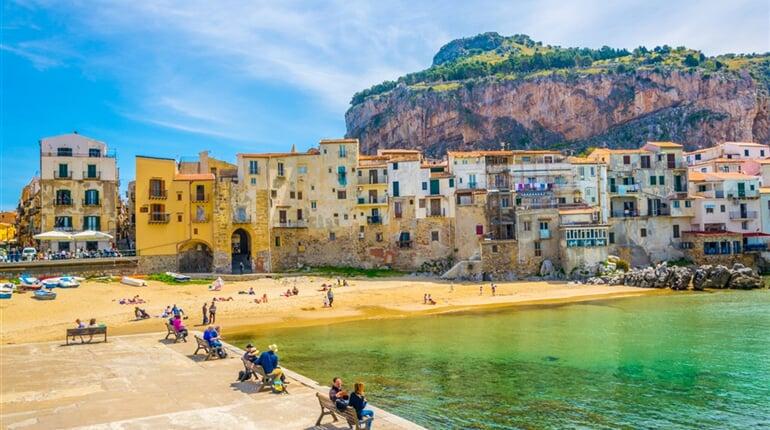 To nejlepší ze Sicílie - Cefalu