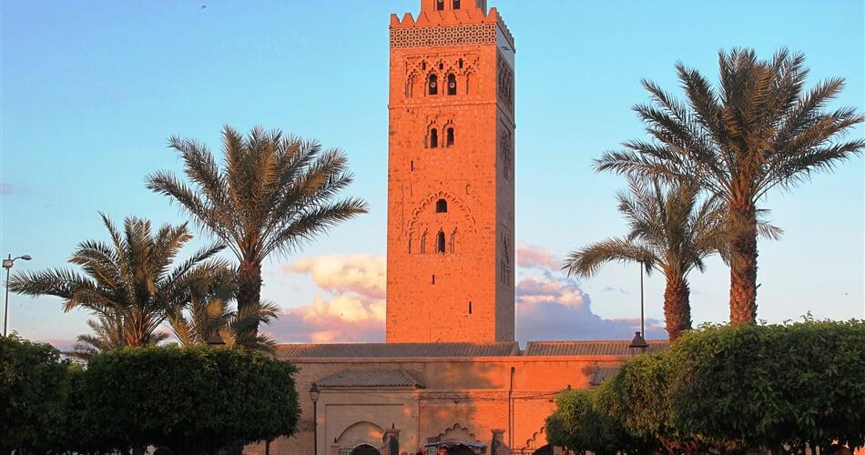 Maroko Marrakéch 01