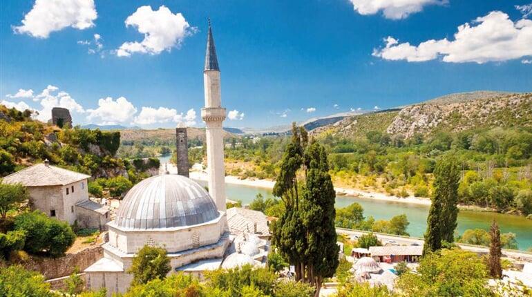 Bosna a Hercegovina Pocitelj