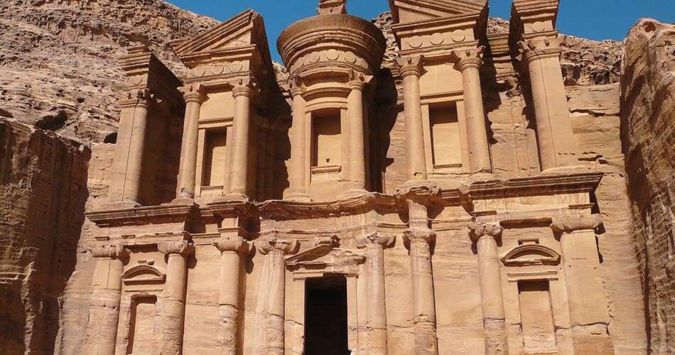 Jordansko Petra