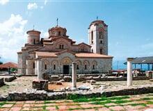 Albánie s výletem do Makedonie