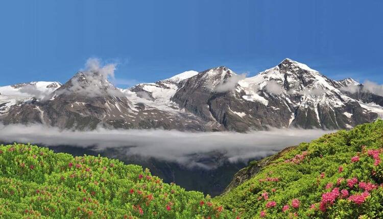 Rakousko Vysoke Taury