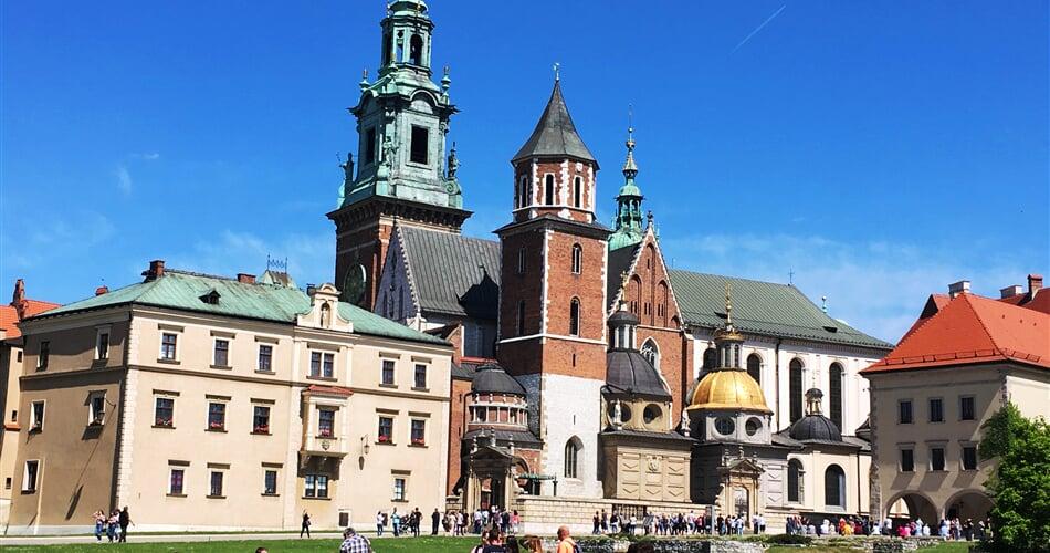 Krakov   Wawel