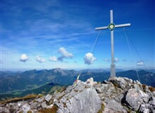 Nejkrásnější jezera, soutěsky a vrcholy rakouských a německých Alp