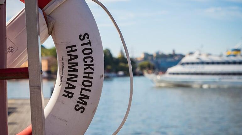Foto - To nejlepší ze Stockholmu (letecky z Ostravy – Katovic)