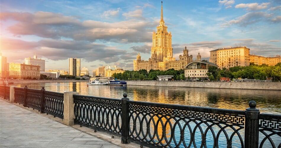Poznávací zájezd Moskva