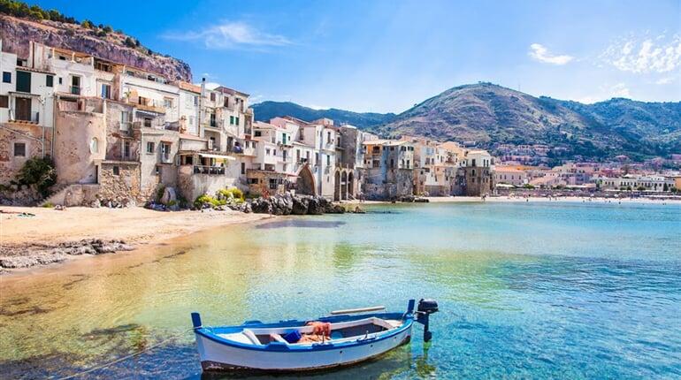 Poznávací zájezd Itálie - Sicílie - Cefalú