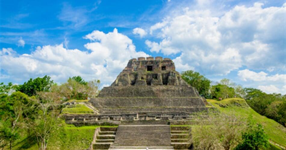 2021 Velký okruh Mexikem + Yucatán