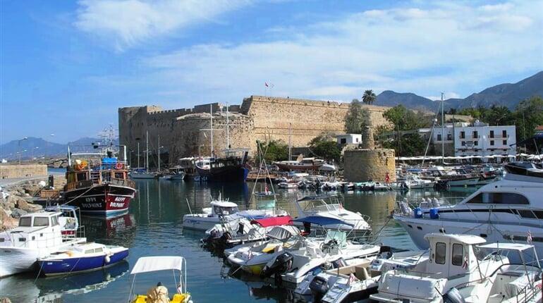 Kypr Kyrenia 07
