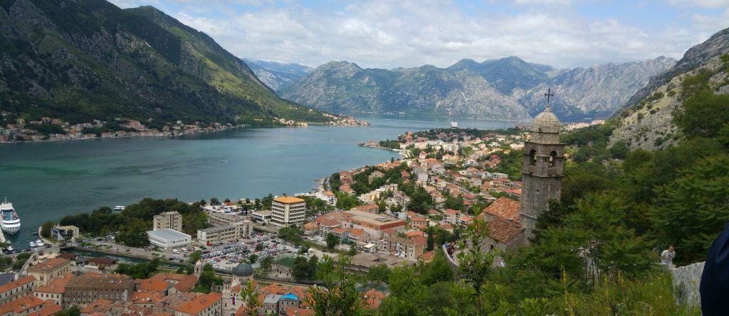 Černá Hora-Kotor