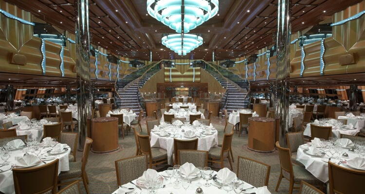 09 Restaurace (Copyright of Carnival Cruise Lines)