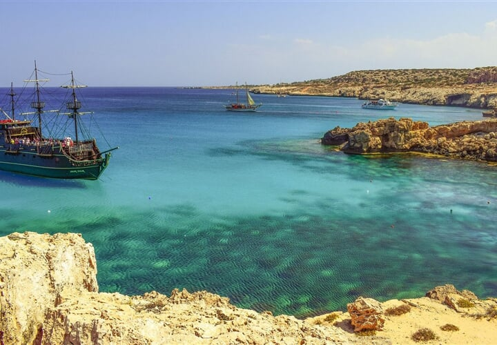 Kypr pro relaxaci i poznávání