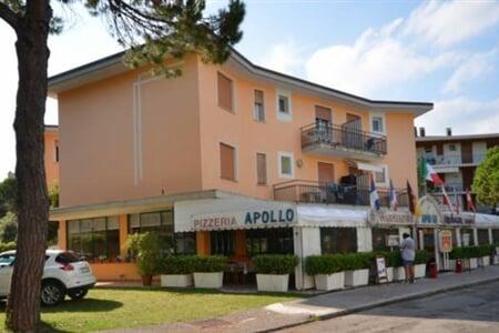 Apartmány Apollo, Bibione 2019 (2)