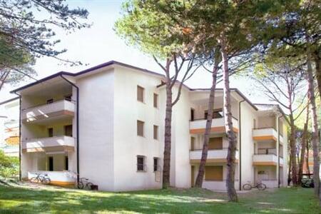 Apartmány Fiordalisi e Sant Acqua, Bibione 2019 (6)
