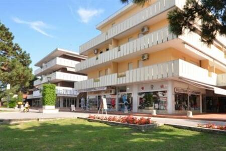 Apartmány Passeggiata Lido dei Pini, Bibione 2019 (17)