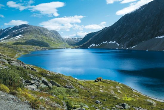 Norsko-Geiranger