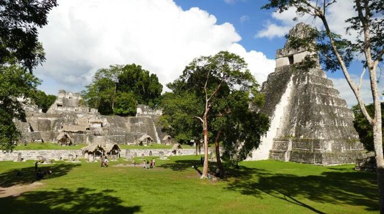 2022 Velký okruh Mexikem + Yucatán