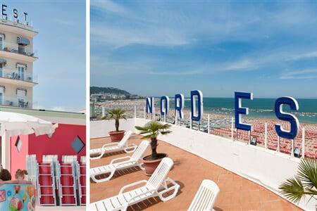 Hotel Nord Est, Cattolica 2019 (12)
