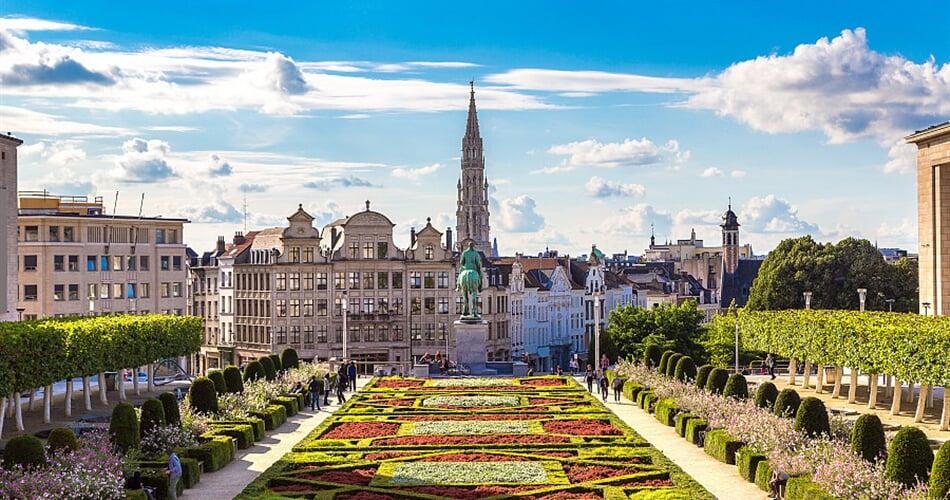 Foto - To nejlepší z Belgie + WATERLOO (letecky z Prahy)