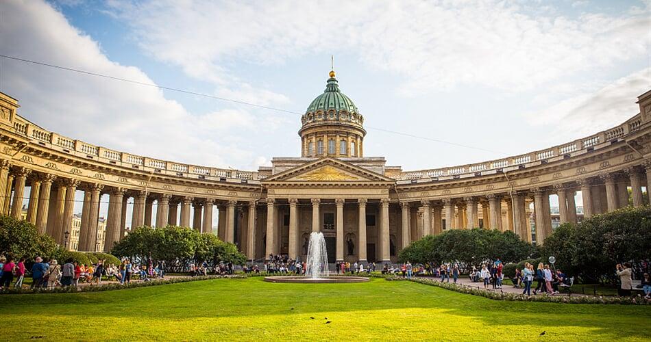 Foto - To nejlepší z Petrohradu + HELSINKY (letecky z Prahy)
